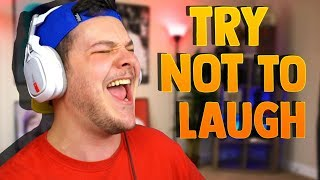 I. WILL. NOT. LAUGH. | Try Not To Laugh