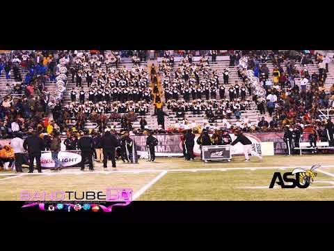 "Magic City Classic | ASU vs. AAMU ""5th Quarter"" (Oct | 27 | 2018)"
