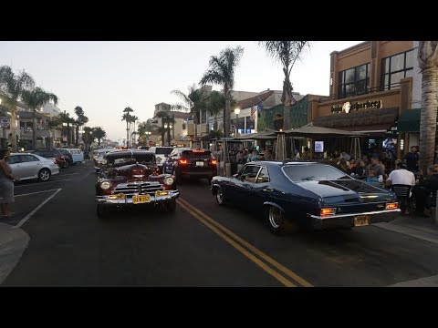 Cars and Cruise Night HB 8-9-17