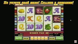 видео Игровой автомат в Вулкан 24 Charms & Clovers на деньги