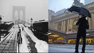 Snowmageddon: the 5 worst snow storms in New York history