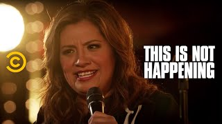 Cristela Alonzo - Flying with a Jewish Boyfriend - This Is Not Happening - Uncensored