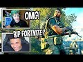"Ninja & Myth React To ""Official Call of Duty®: Black Ops 4 – Blackout Battle Royale Trailer"""