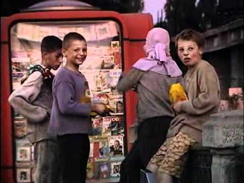 2001 Belzberg- Children Underground (Street Kids in Romania)