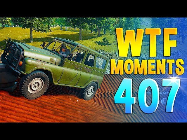 PUBG Daily Funny WTF Moments Highlights Ep 407