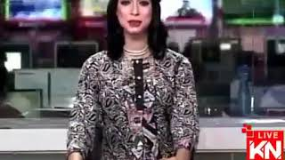 Pakistan First Shemale News Caster پاکستان کی پہلی خواجہ سرا نیوز کاسٹر ماویہ ملک