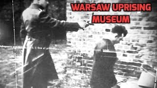 WARSAW UPRISING MUSEUM (MUZEUM POWSTANIA WARSZAWSKIEGO) HD