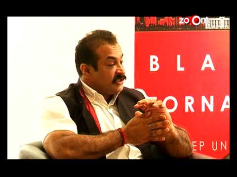 ATS Chief Himanshu Roy Talks About 'Celebrity Safety' - EXCLUSIVE