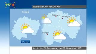 RTF.1-Wetter 11.11.2020