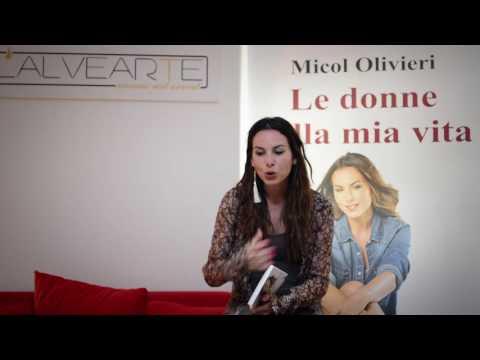 """""""Le donne della mia vita"""", primo libro di Micol Olivieri"""
