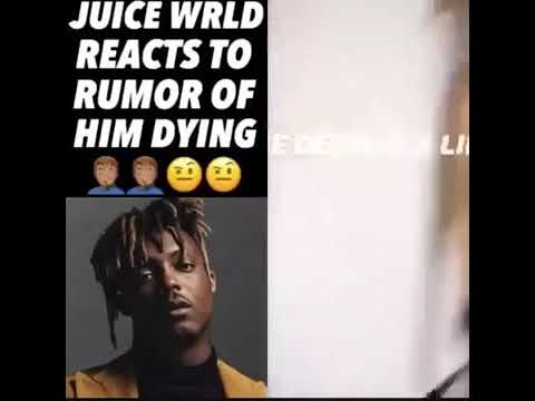 Juice Wrld IS NOT DEAD WATCH THIS VIDEO