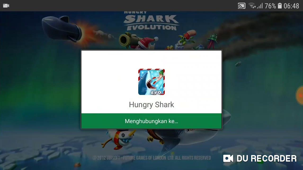 HUNGRY SHARK EVOLUTION .MODS APK