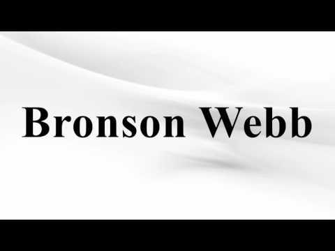 Bronson Webb