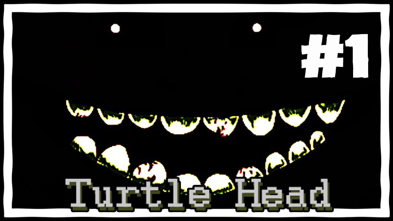 TURTLE HEAD RPG HORROR [Part 1] Gameplay Playthrough