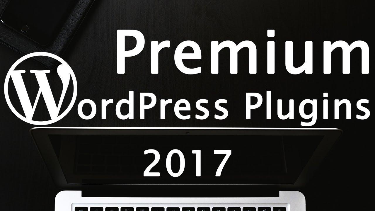 Top 6 Premium WordPress Plugins 2017 ???? Must Have & Best Plugins for WordPress
