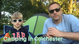 Camping in Colchester