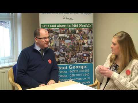 The Student Kitchen - George Freeman MP Interview