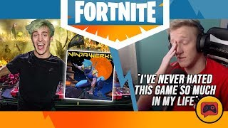Fortnite News | I Bought Ninja's Album, Tfue and Cheaters in Winter Qualifiers, HUGE Shotgun Buff
