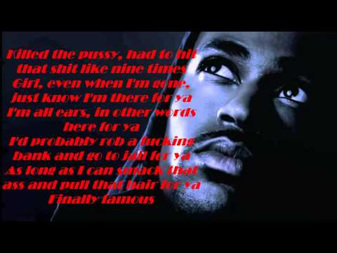 Big Sean - Play no games ft.Chris Brown,Ty Dolla $ign(Lyrics)