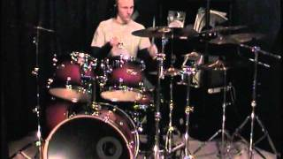 Download Nickelback Saturday Night's Alright - Drum cover by Brandon Jansen MP3 song and Music Video