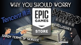 The Epic Store is different: Why exclusives should worry you