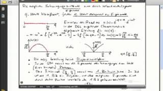 Physik I für Materialwissenschaftler - 8