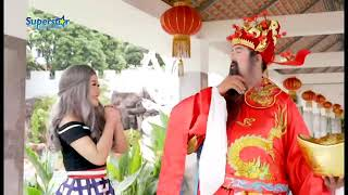 2019 He Xin Chun & Zheng Yue Li Lai Shi Xin Nian - Hui Na Xie & Jenny Xi