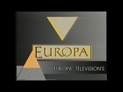 Last transmission EUROPA-TV (29 november 1986)