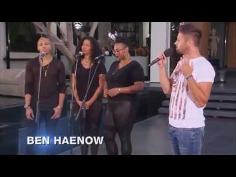 Ben Haenow - With A Little Help From My Friends - The X Factor UK 2014