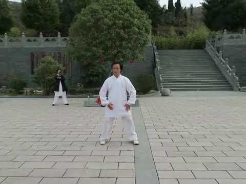 玄武拳 武當師行功夫館 鐘道堯教練 - YouTube
