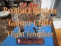 Product Review: Gamer Gridz Flight Template