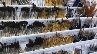 Огромный выбор товаров для творчества. Магазин Леонардо в Омске. Обзор с ценами.