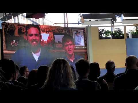 Mark Zuckerberg's Keynote at Facebook's Social Good Forum