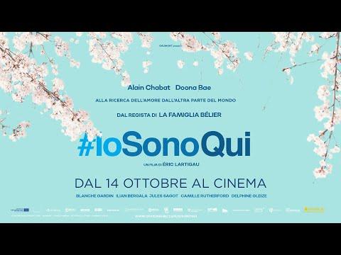 #IoSonoQui | Trailer italiano | dal 14 ottobre al cinema