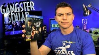 Blu-ray movie update - gangster squad
