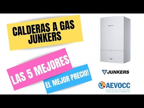 CALDERA DE GAS JUNKERS CERAPUR SMART ZWB 28-3C