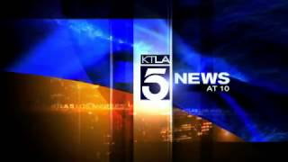 """KTLA 5 Los Angeles The CW """"Connect"""" News Theme Music Package"""
