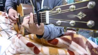 ライブDVD見てて、急に思い立って練習してみました。 いい曲(#^.^#)