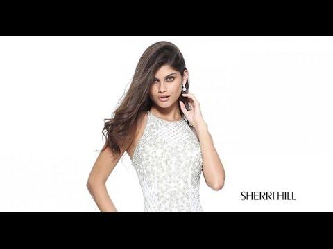 3249124798 Sherri Hill 51207 Prom Dress - YouTube