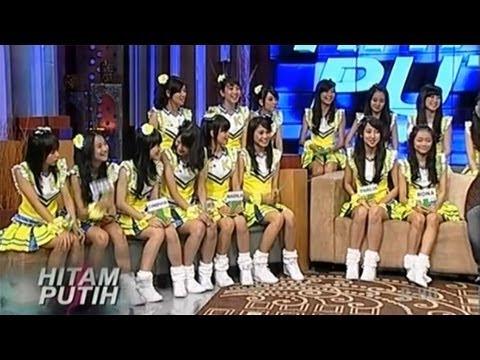 JKT48 - Full Segment @ Hitam Putih TRANS7 [13.06.27]