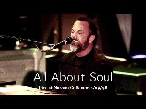 Billy Joel: All About Soul [Live at Nassau...