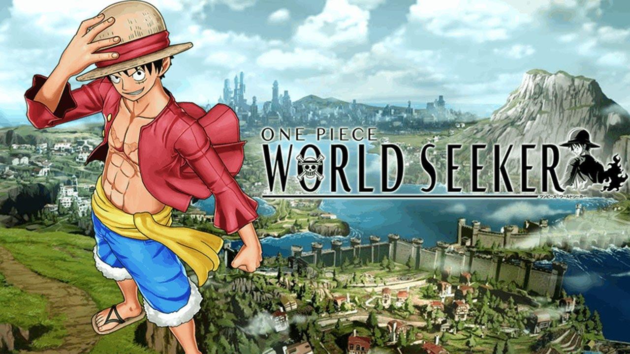 """Résultat de recherche d'images pour """"one piece world seeker"""""""