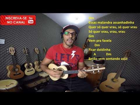 Só Quer Vrau - MC MM feat DJ RD - Versão Pagode - Cavaco - Cifra