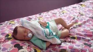 Como seria a vida do meu bebe reborn Luiz Guilherme se ele fosse de verdade-Gabi Reborn