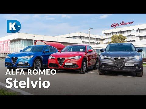 ALFA ROMEO STELVIO | Allestimento Business, Executive E B-Tech: Differenze E Quale Scegliere?