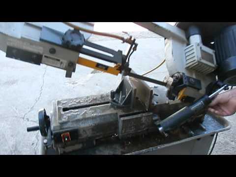 MSC METAL CUTTING BANDSAW 09518879, 1 HP, 1 PH, 1720 RPM