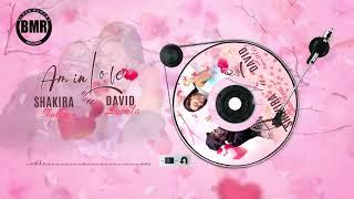 Am in Love - David Lutalo Ft Shakira Shakiraa (Official Music Audio)