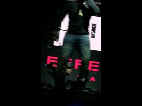 50 Cent live @ Maya Day & Nightclub in Scottsdale, AZ