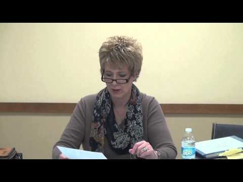 Nancy Nichols - Know the difference between God's Voice vs enemies voice