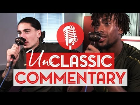 Hector Bellerin & Alex Iwobi - UnClassic Commentary   Arsenal 4-1 West Ham Mp3
